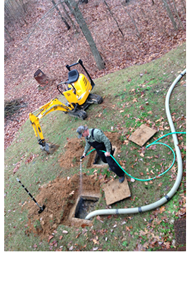 Phil Crews Septic Repair - Septic Field Line Repair